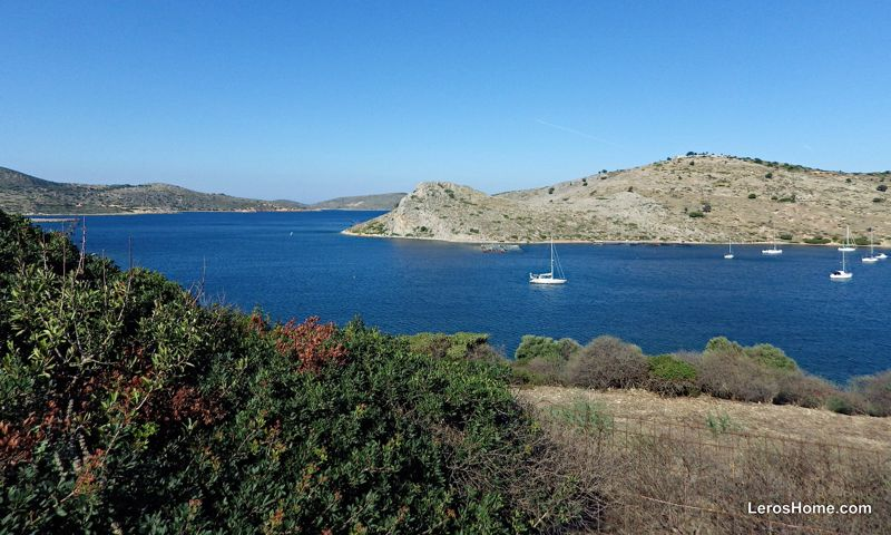 land for sale in Blefouti, Leros